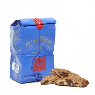 Dark Chocolate Biscotti di Prato Cookies 8.8 oz