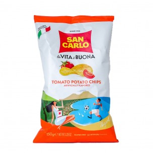 Tomato Flavored Potato Chips 6.3 oz