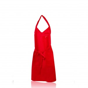 Red Eataly Apron