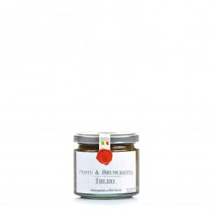 Sundried Tomato Pesto & Bruschetta Ibleo
