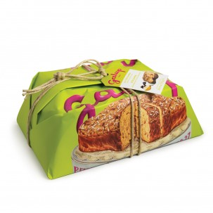 Pear and Chocolate Colomba 26.4 Oz