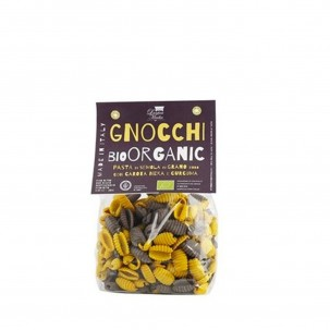 Organic Turmeric and Purple Carrots Gnocchi 8.8 oz