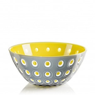Le Murrine Bowl - Grey and Yellow