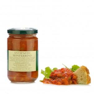 Tomato Vegetarian Antipasto 10.2 oz