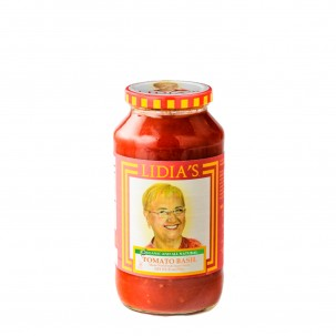 Organic Tomato Basil Sauce 25oz
