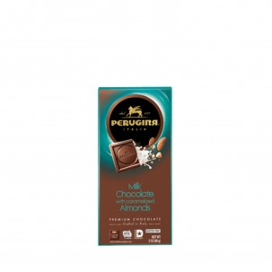Milk Chocolate with Caramelized Almonds 3 oz