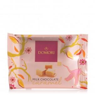 Milk and Caramel Chocolate Bar 0.88 oz