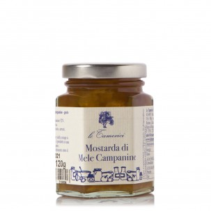 Campanine Apple Mostarda 4.2 oz