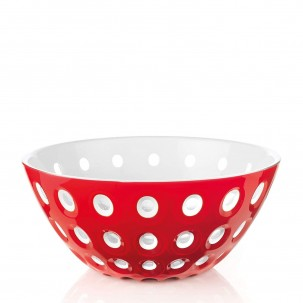 Le Murrine Bowl - Red and White