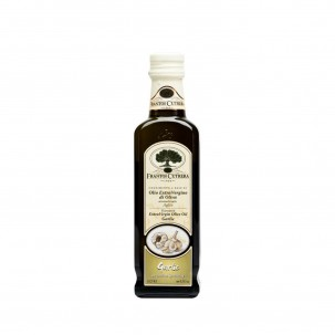 Garlic Infused Extra Virgin Olive Oil 8.45 oz