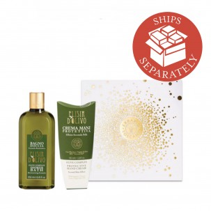 Olive Complex Shower Bath & Hand Cream Set