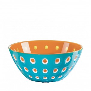 Le Murrine Bowl - Blue and Orange