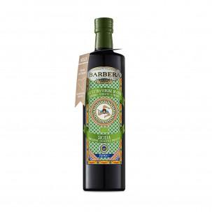 Organic Sicilia IGP Extra Virgin Olive Oil 16.9 oz - Premiati Oleifici Barbera