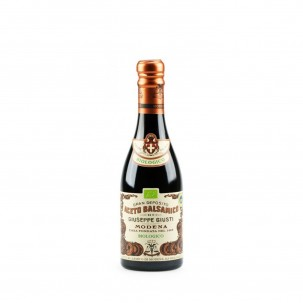 Organic Balsamic Vinegar of Modena IGP 8.45 oz