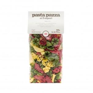 Tricolor Pasta Pazza 17.6 oz