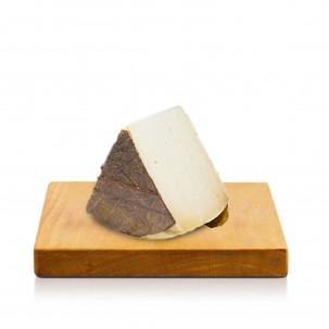 Caciotta di Capra Foglie di Noce 0.5 lb