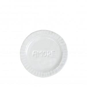 Pietra Serena Amore Plate - Vietri   Eataly.com