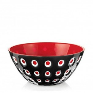 Le Murrine Bowl - Red and Black