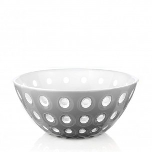 Le Murrine Bowl - White and Grey