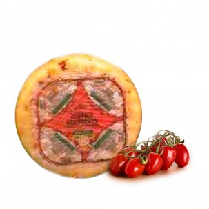 Rustico Red Pepper Whole Piece 4 lb