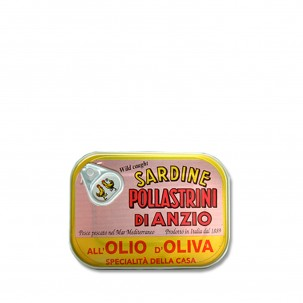 Sardines In Olive Oil 3.52 Oz