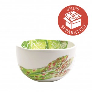 Spring Vegetables Small Deep Serving Bowl - Vietri | Eataly.com