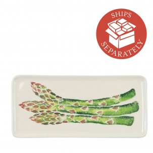 Spring Vegetables Small Rectangular Platter - Vietri | Eataly.com