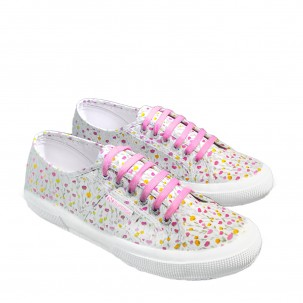 Floral Sneakers (Size US 7.5/EU 38)