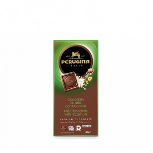 Milk Chocolate Bar with Hazelnuts 3 Oz