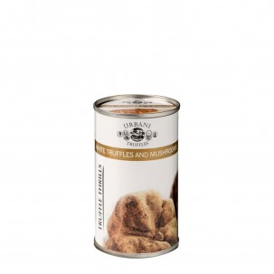 White Truffles & Mushrooms Sauce 6.3 oz