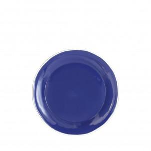 Chroma Blue Dinner Plate