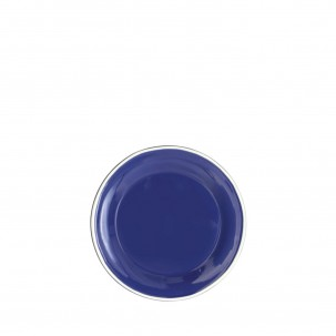 Chroma Blue Salad Plate
