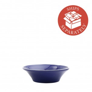Chroma Blue Cereal Bowl - Vietri | Eataly.com