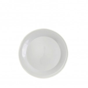 Chroma Light Gray Dinner Plate