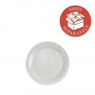 Chroma Light Gray  Salad Plate - Vietri | Eataly.com
