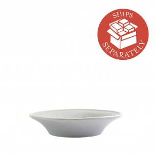 Chroma Light Gray Pasta Bowl - Vietri | Eataly.com