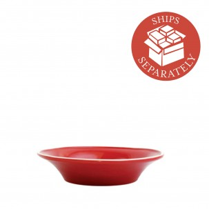 Chroma Red Pasta Bowl - Vietri | Eataly.com