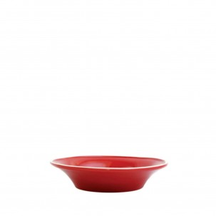 Chroma Red Cereal Bowl