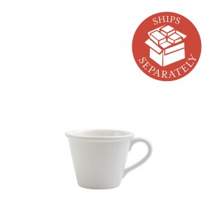 Chroma Light Gray Mug - Vietri | Eataly.com