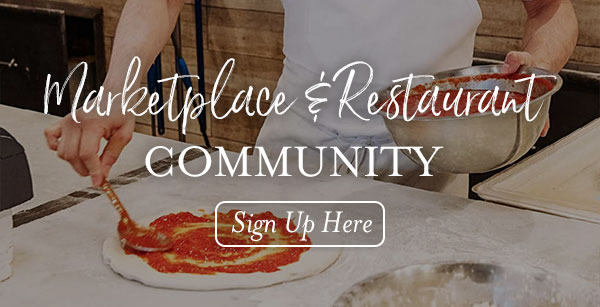 Marketplace & Restaurant Positions