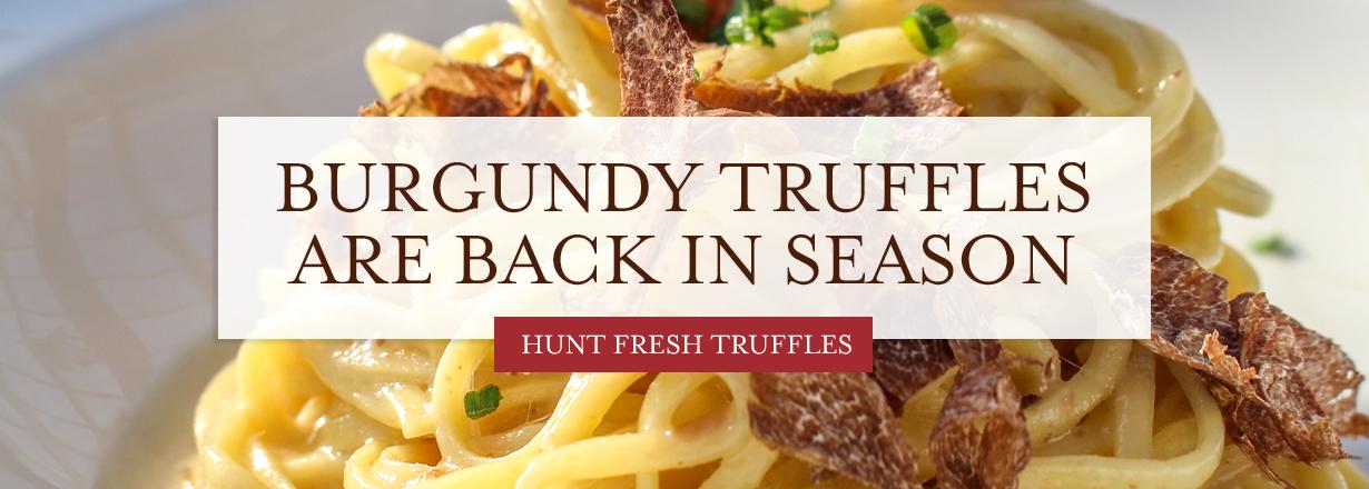 Eataly Burgundy Fruffles