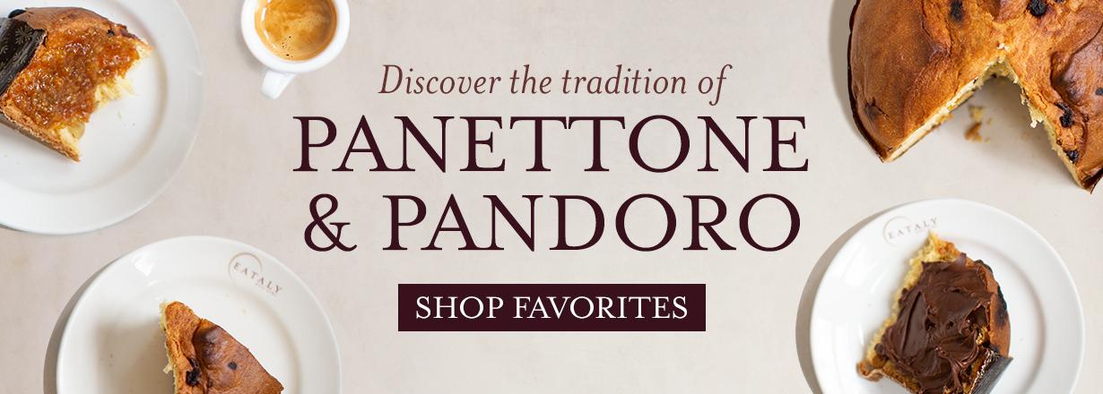 panettone and pandoro