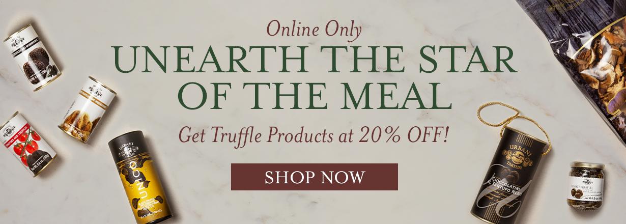 Truffle Week Sale