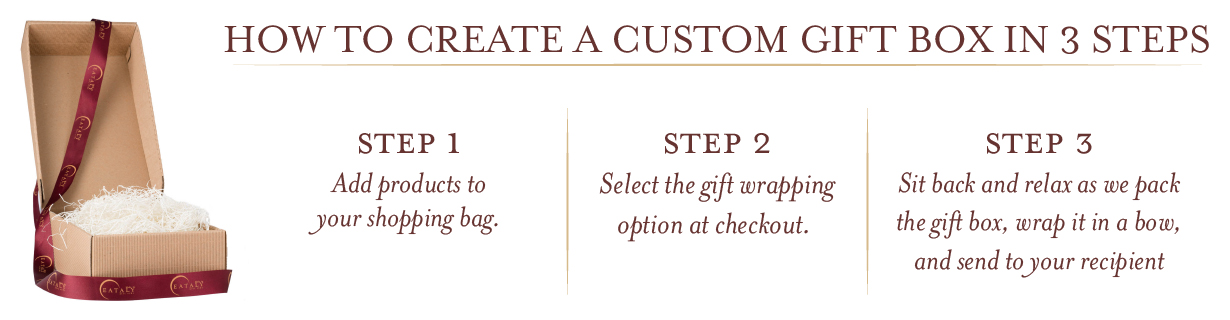 Make Your Own Gifts Custom gift boxes for any occasion eataly personalize your present by building your very own gift box with your favorite high quality food and drink need assistance sisterspd