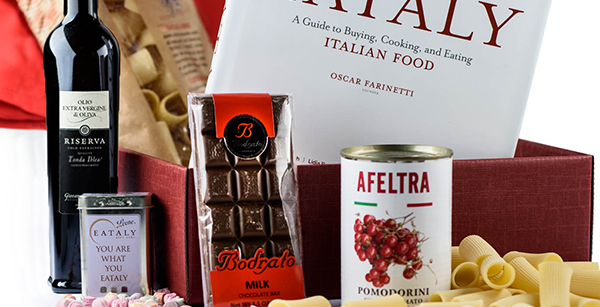 Eataly Corporate Orders Gift Boxes