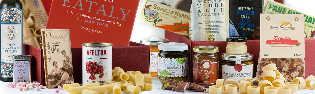 Italian Gift Baskets Shop Online High Quality Food Boxes Eataly