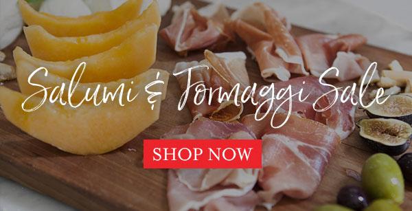 salumi and formaggi sale